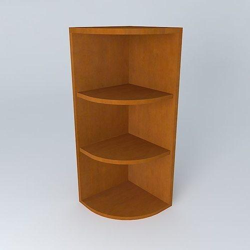 Kitchen Corner Shelf 3d Model Max Obj 3ds Fbx Stl Dae 1 ...