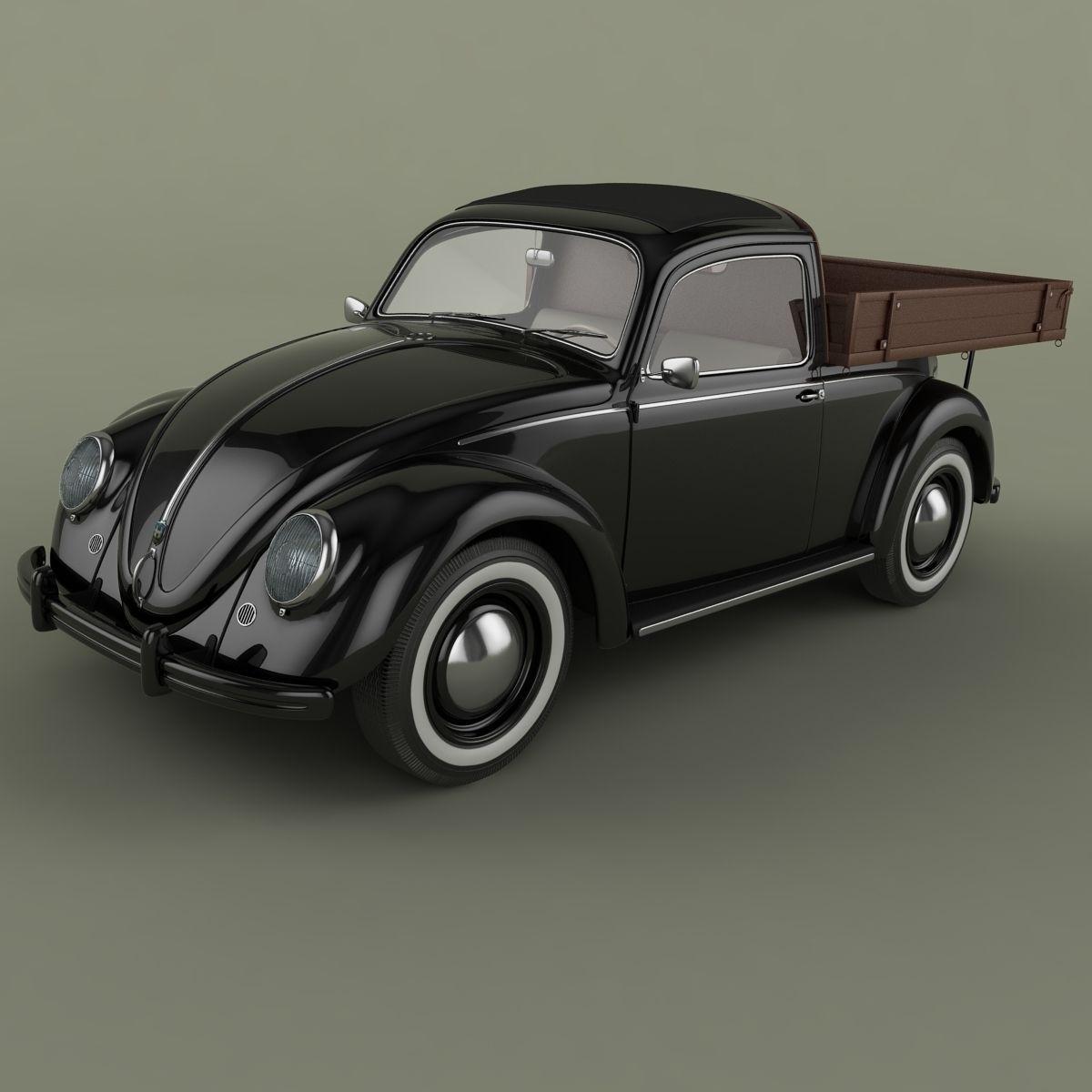 Volksvagen Beetle Pick-up