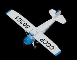 3D model Yak-12