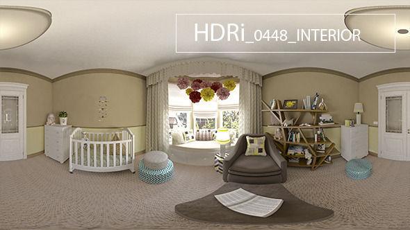 Interoir HDRi