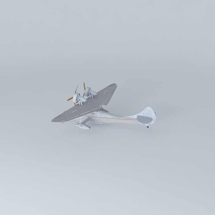 Argo aircrafts a2 silver swan free 3d model max obj 3ds for Argo swan 8000