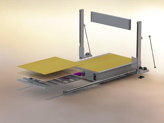 3m-cnc-hotwire-cutter 3d model rfa rvt 1