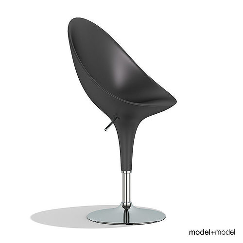Magis bombo chair 3d model max obj 3ds fbx dxf mat for Magis bombo