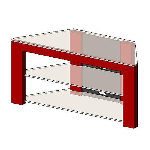 Meuble TV 3D model  CGTrader -> Model Meuble