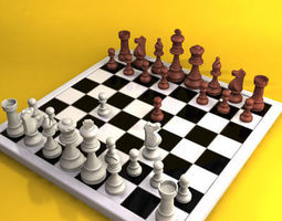 Chess Game 3D