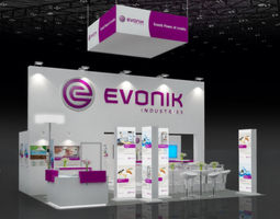 3D EVONIK VIV ASIA 2013
