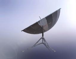 Solar cooker 3D