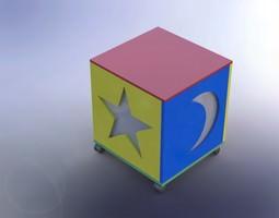 star box-2 3d model