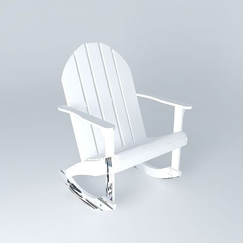 great cape cod rocking chair maisons du monde d model with. Black Bedroom Furniture Sets. Home Design Ideas