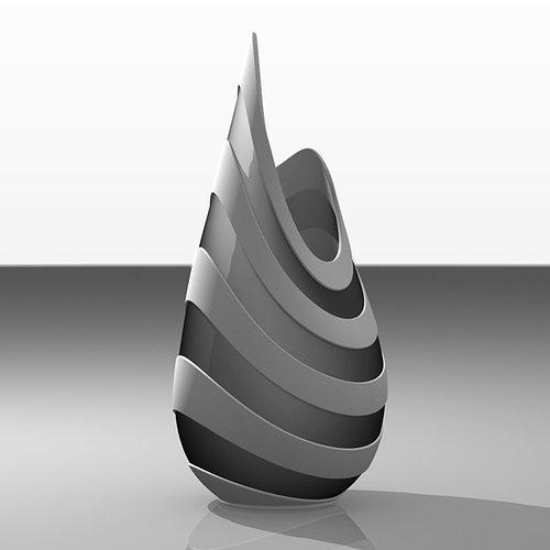 Vase 3d Printing Cgtrader