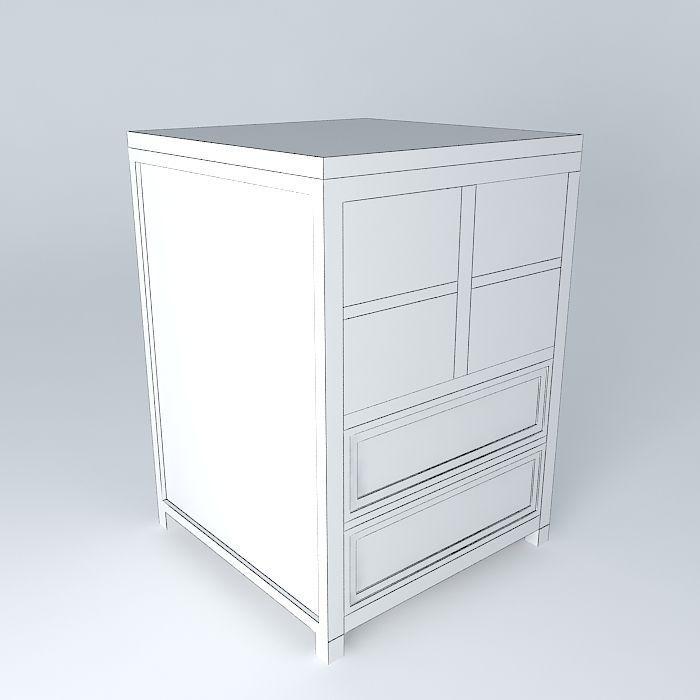 Zinc Element 3d Model