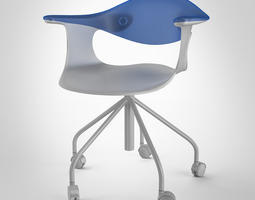 3D model Spin Chair