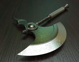 battle axe 2 3d