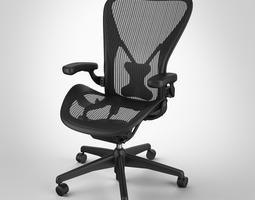 Aeron Chair by Herman Miller 3D model