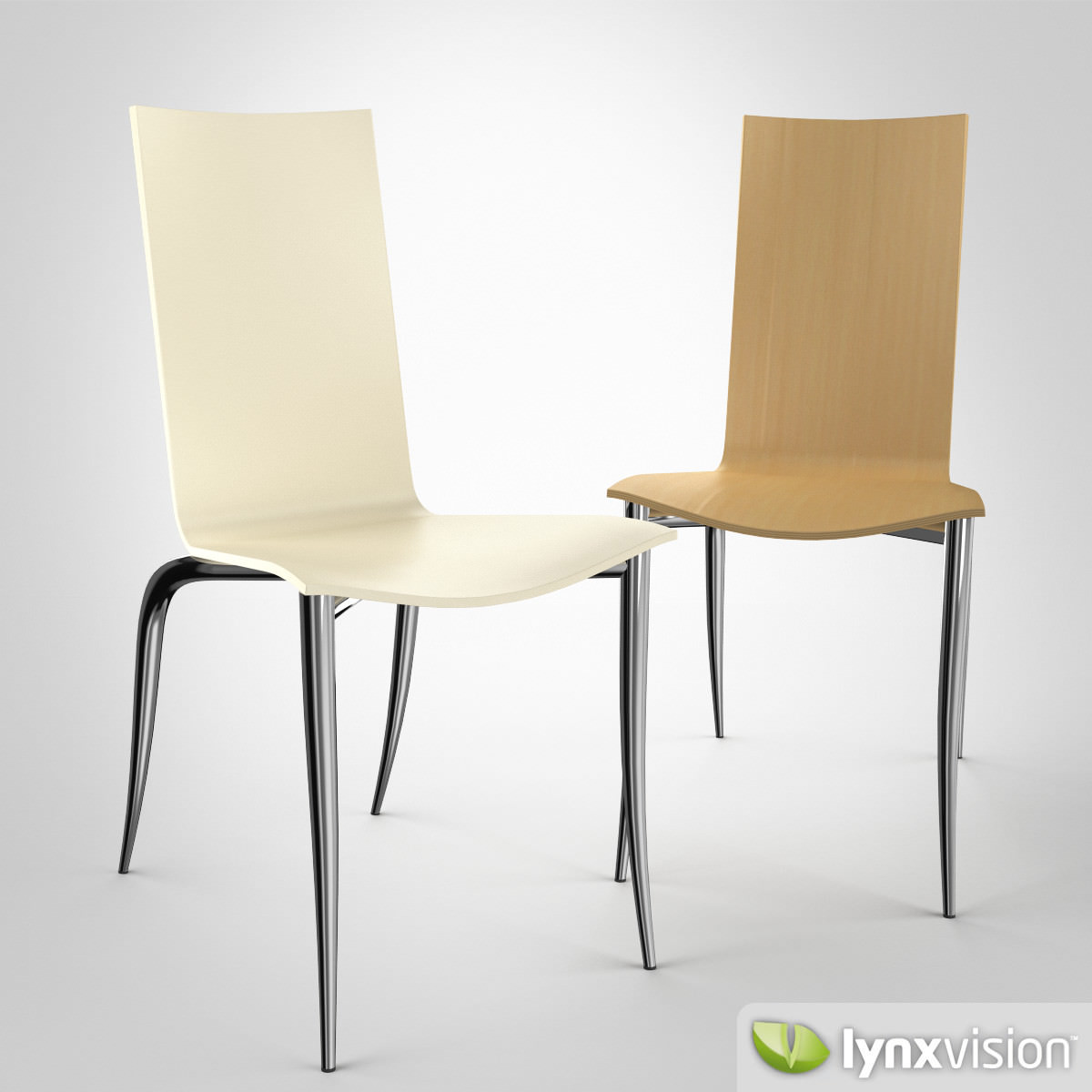 Olly Tango Chair By Starck 3d Model Max Obj Mtl Fbx 1 ...