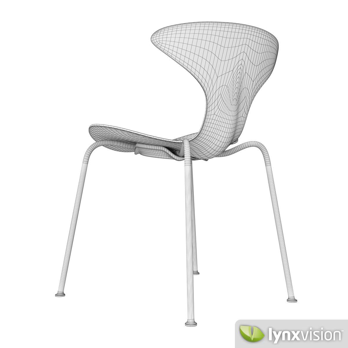 Orbit Chair by Ross Lovegrove 3D Model MAX OBJ FBX