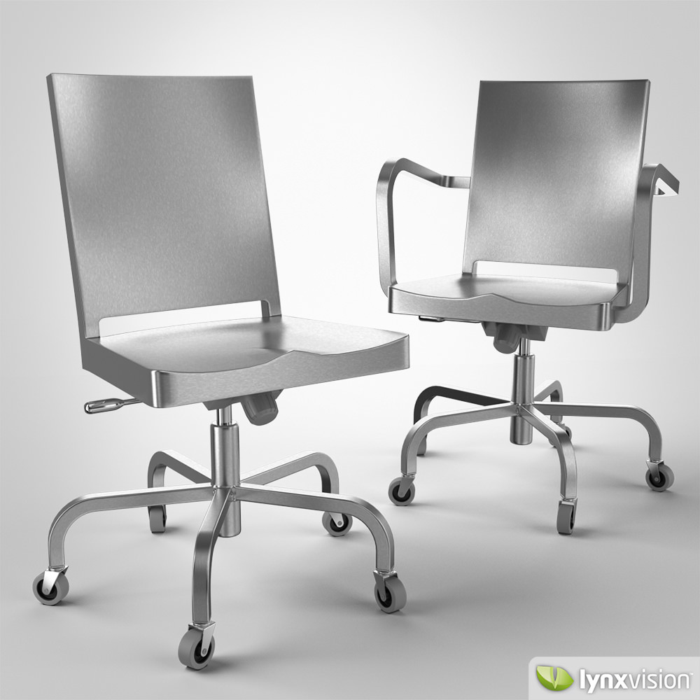 Hudson Swivel Chair 3d Model Max Obj Fbx Mtl 1 ...