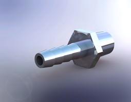 air nipple 3d model