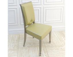 Elegant Dining Lam Lee Chair 3D