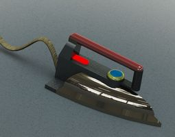 3D Iron prototype