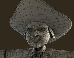 Ilaay 3D Model