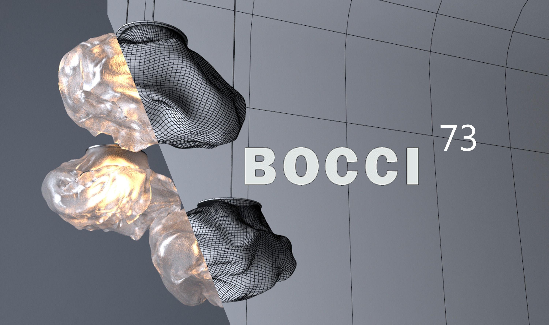 bocci lighting. Bocci Pendants 73 3d Model Max Obj 1 Lighting D