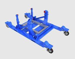 3D Engine bracket