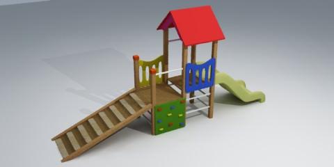 3D model Park for Kids | CGTrader