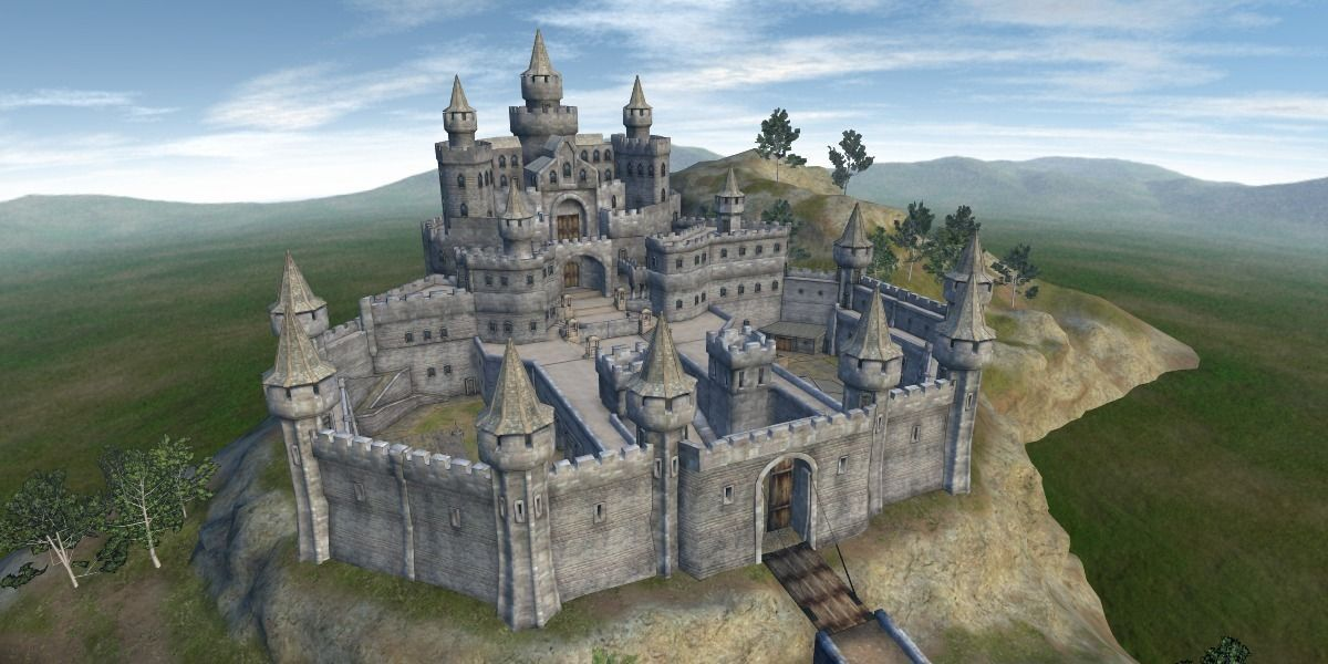 Castle - Game ready