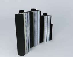Summit Residences 3D