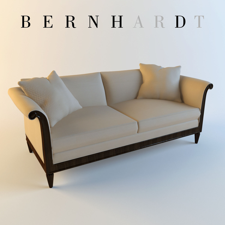 Bernhardt Traditional Sofa Model Max 1