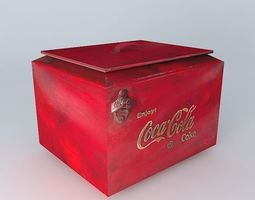 3D coca cola trunk houses the world