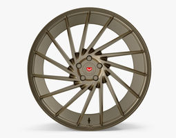 3D model Vossen VPS 304 Bronze