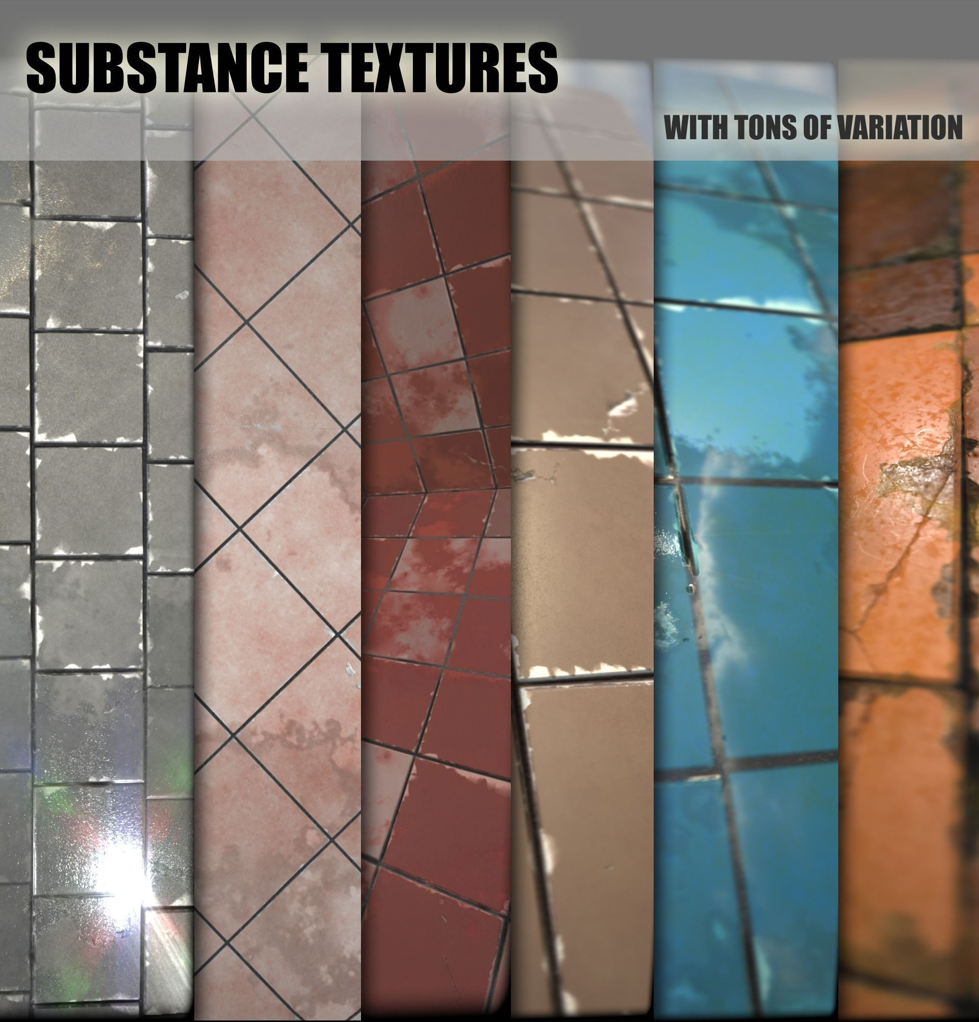 Substance textures 2-Pack