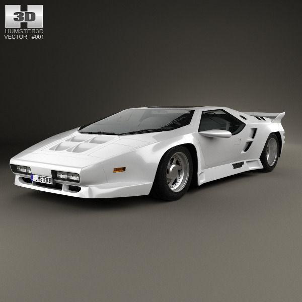 Vector W8 1990