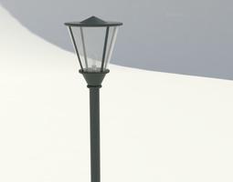 park lamp 01 3d