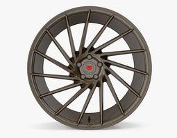 Vossen VPS 304 Black Chocolate 3D model