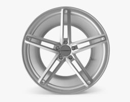 Rim Vossen CV5 Chrome 3D