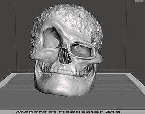 3D printable model SKULL body