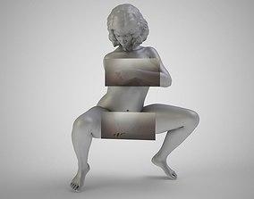 3D printable model Pretty Woman fashion