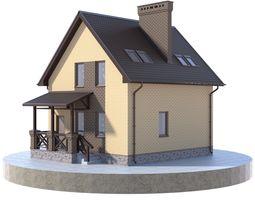 3D Residential house BP-31