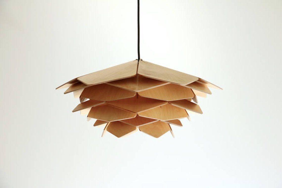 LASER CUT PARAMETRIC BEAUTIFUL LAMP