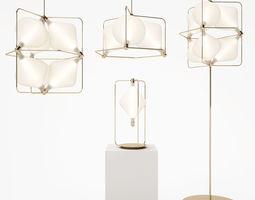 Lasvit - Clover Lamp 3D model