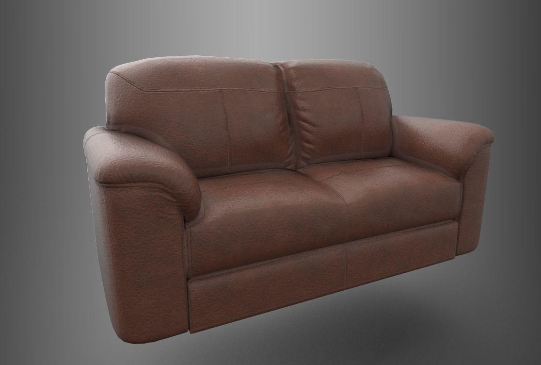 sofa ikea | 3D model
