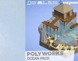 PolyWorks Ocean Pack 3D model