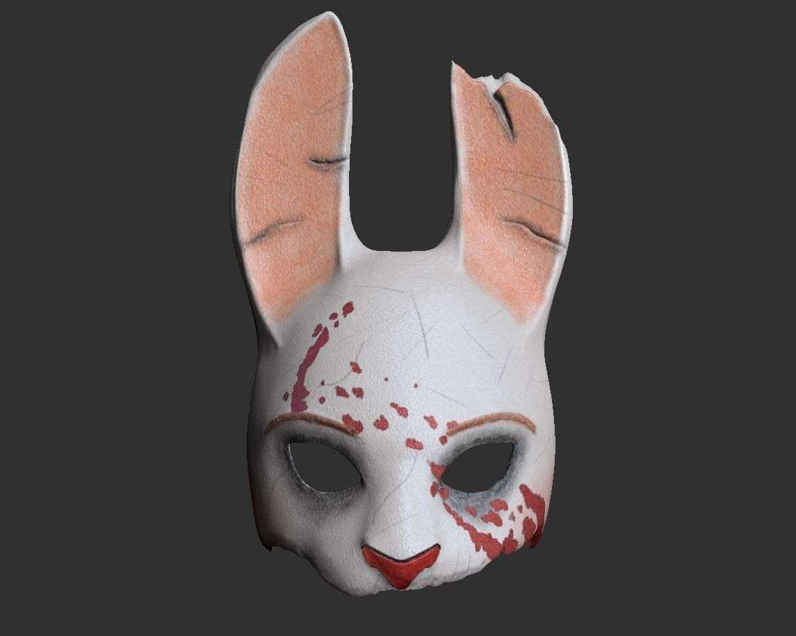 The Huntress From Dead By Daylight 3d Printable Model