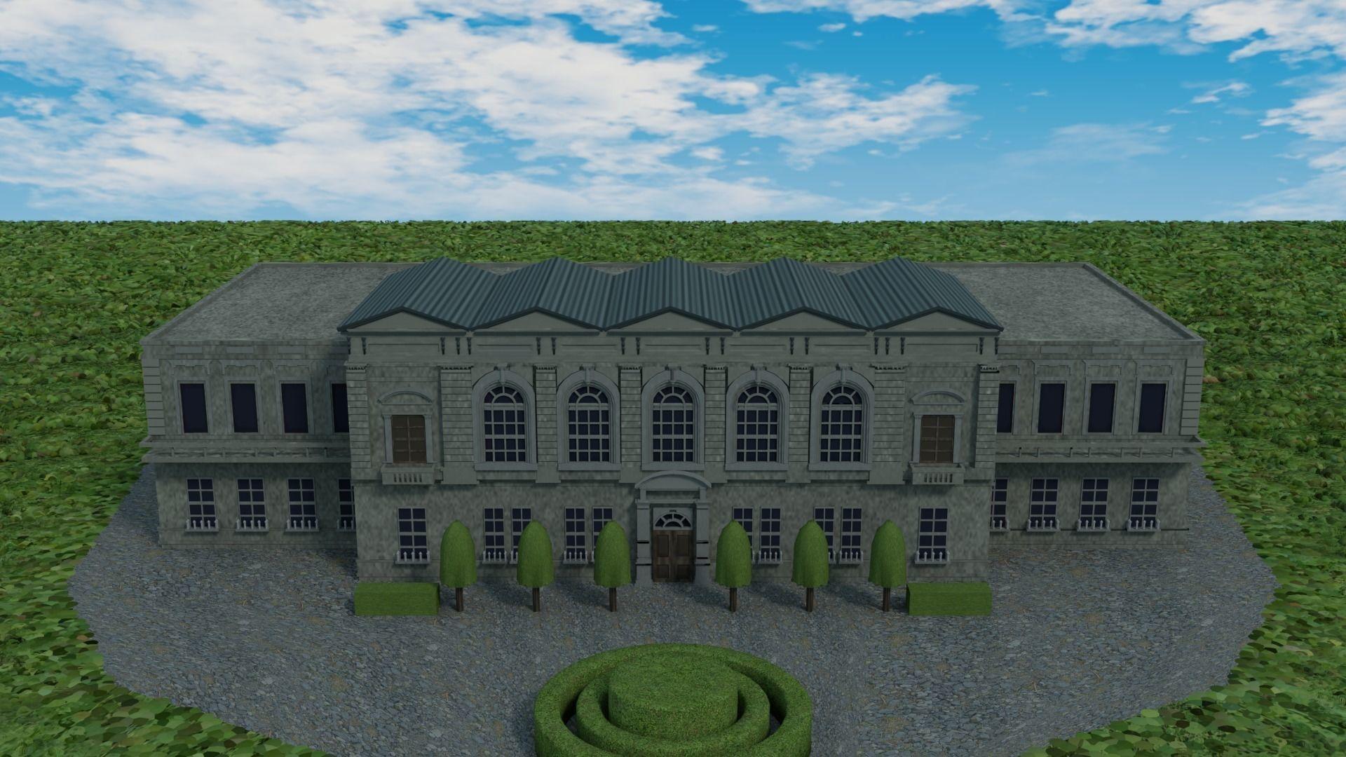 Building - Manor