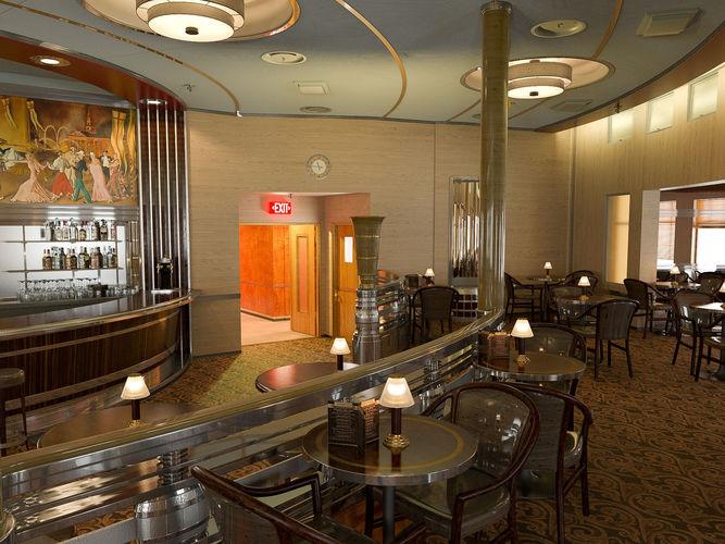 restaurant cafe bar interior scene 3d model max obj mtl 3ds fbx stl dwg 1