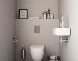 Bathroom 17 3D model