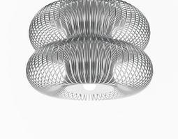 Morosini Spring IN Recessed light 3D